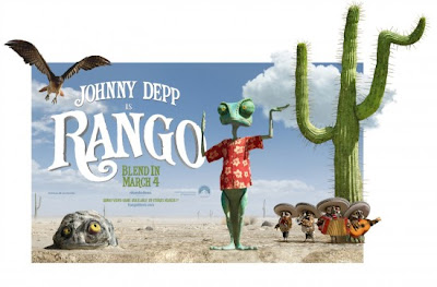 Rango Movie Review