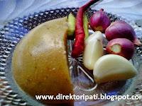 Petis Goreng, Makanan Khas Kota Pati