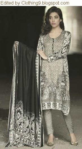 MARIA.B Premium Luxury Linen 2014-15