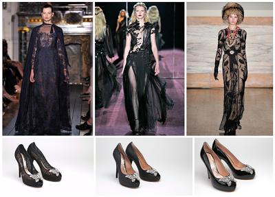Trend Mode Gaun Pengantin Ala Gothic