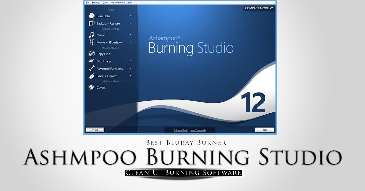 Ashmpoo burning studio 2013 incl crack - crackcube