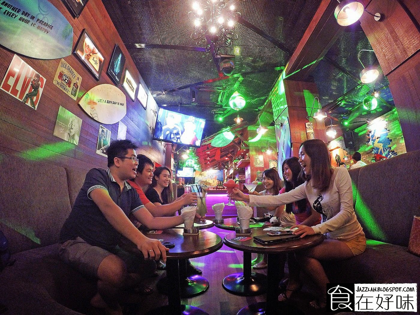 槟城酒吧 The Beach Bar Penang Upper Road 食在好玩 美食旅游部落