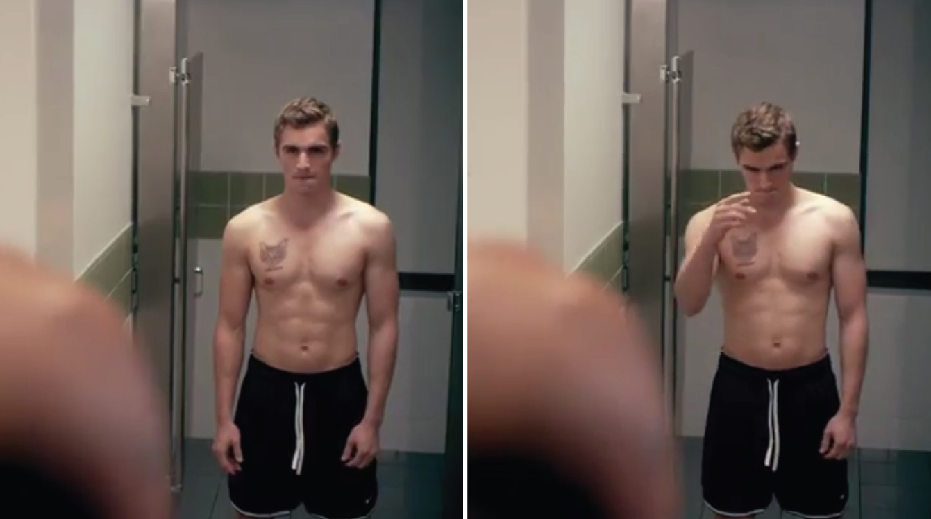 Dave Franco Underwear http://mynewplaidpants.blogspot.com/2013/02/daves-dropping-trou-for-laughs-again.html