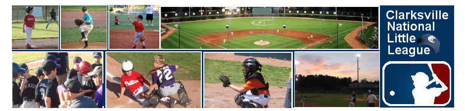Clarksville National Little League Baseball (Tennessee)