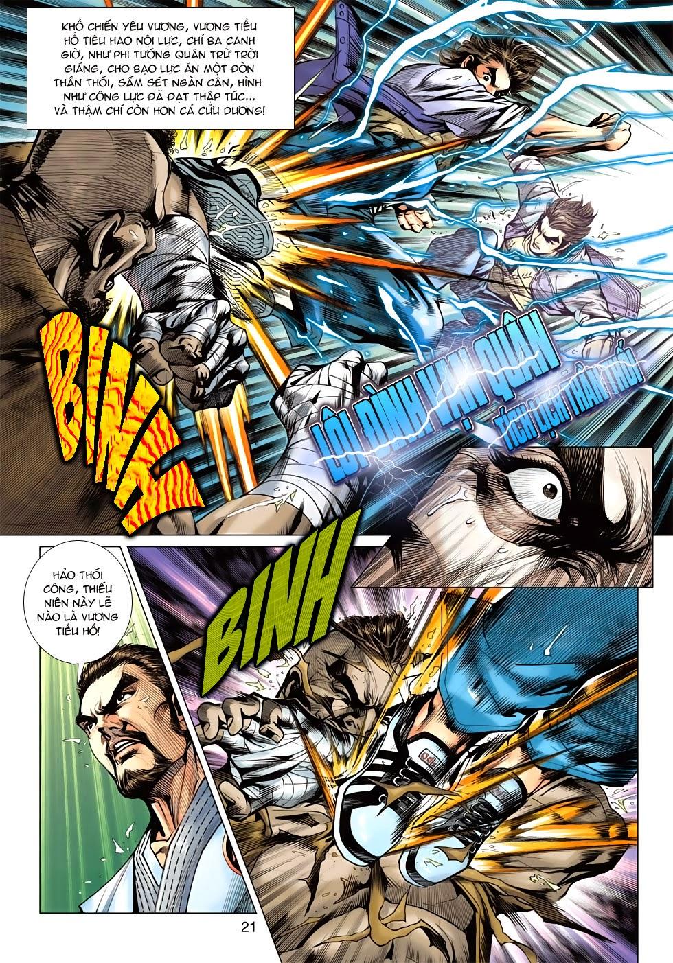 Tân Tác Long Hổ Môn trang 21
