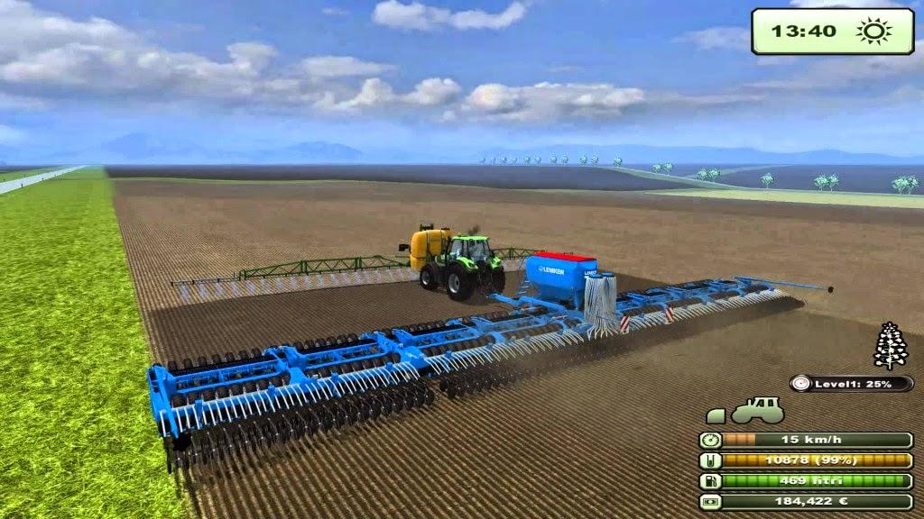 Как увеличить денег в farming simulator 2018