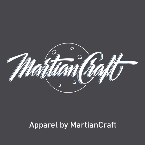 MartianCraft Apparel