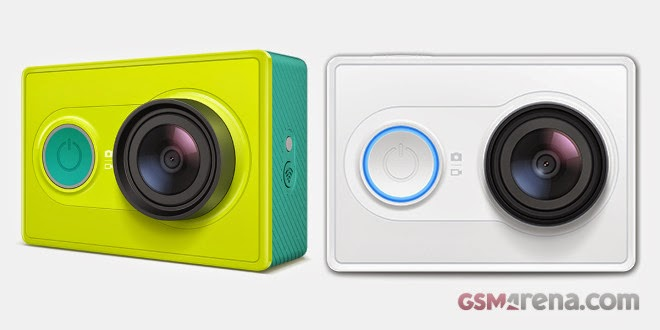 xiaomi mi pro action camera yi