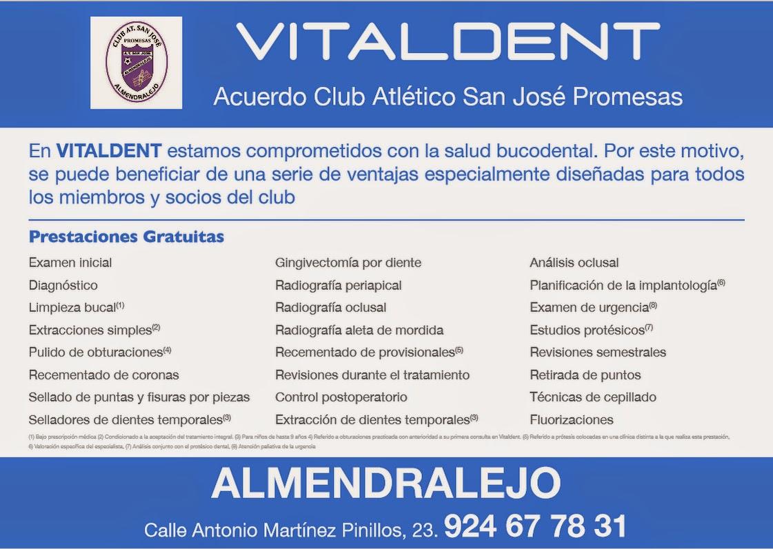 Promoción Vitaldent