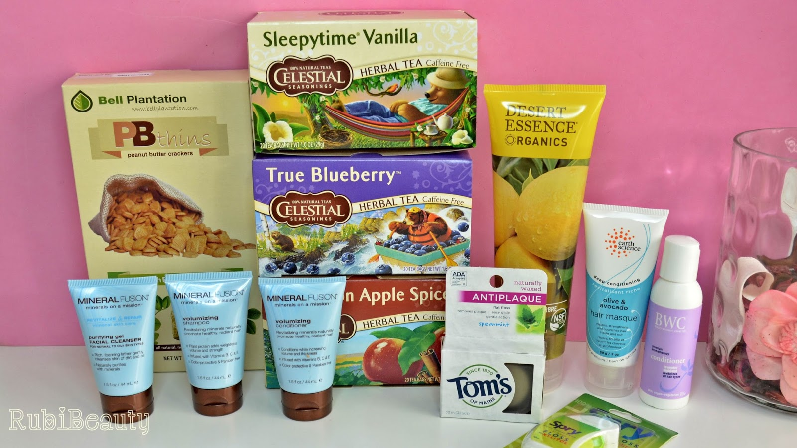 iherb haul review impresiones opinion compras