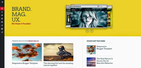 Free Blogger Templates 2015