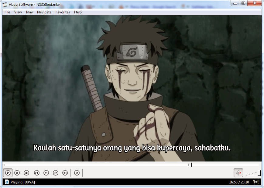 Download Naruto Shippuden Episode 358 Subtitle Bahasa Indonesia
