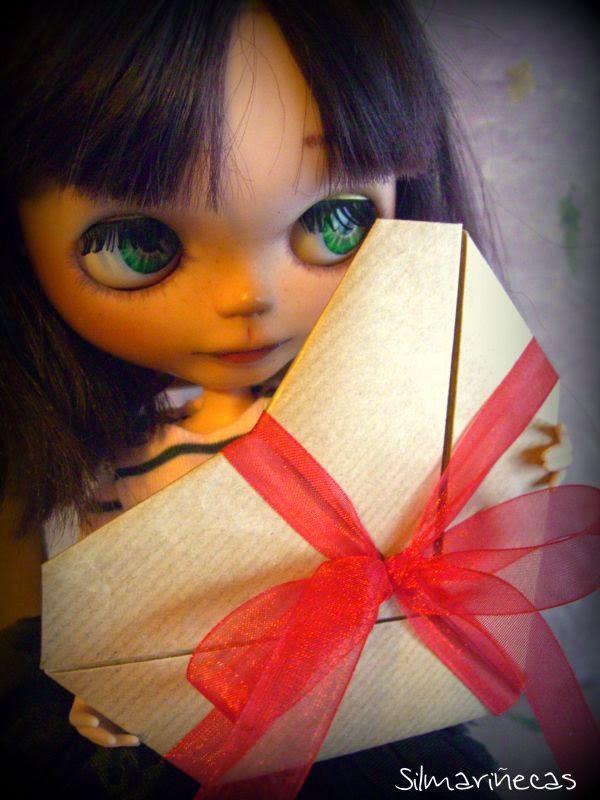 Basaak doll Concurso cartas de amor del Hotel Carlton Bilbao