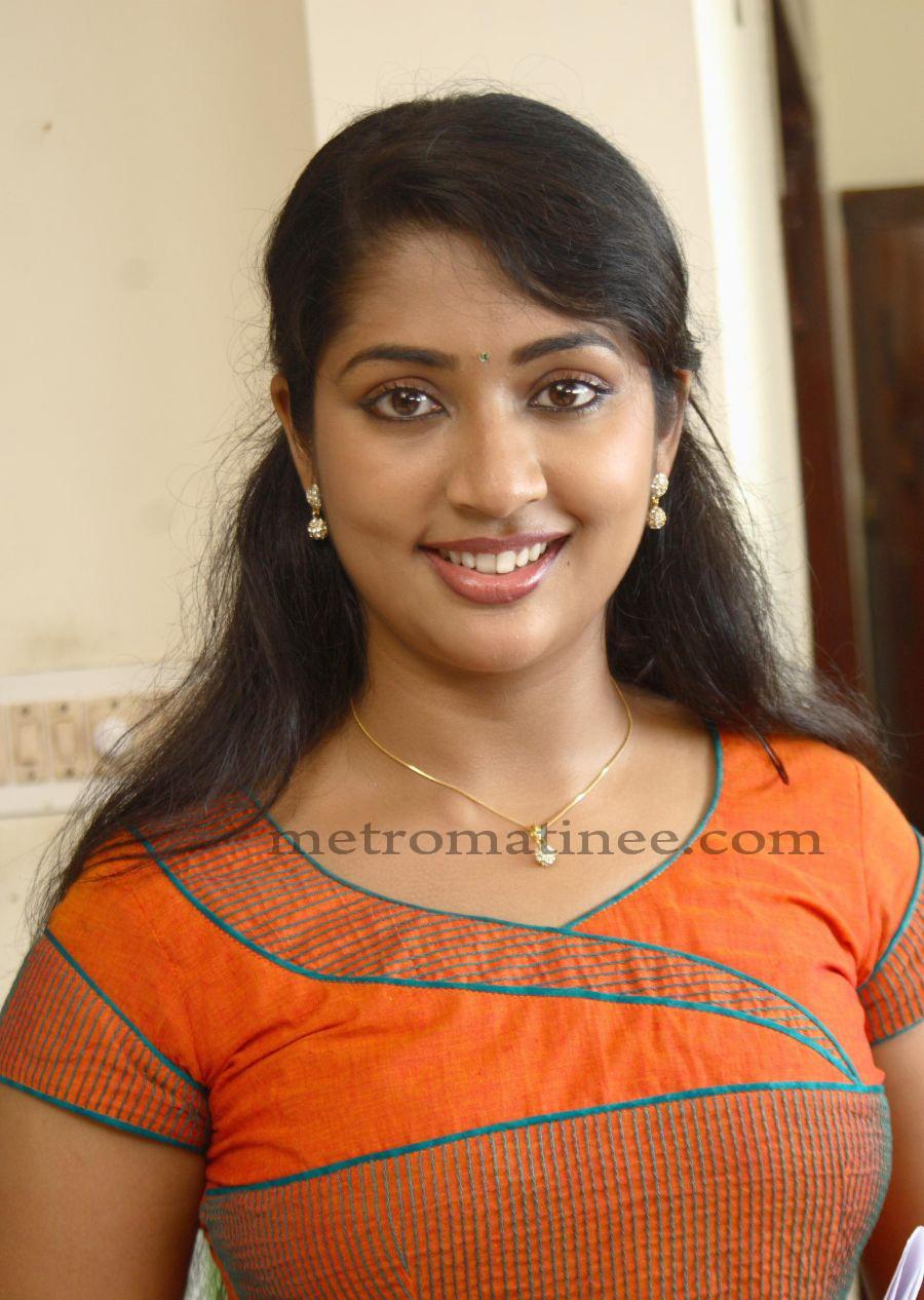 Navya Nair Saree