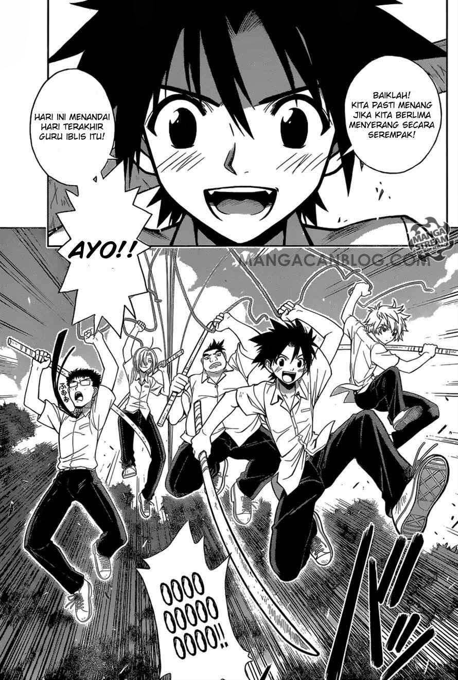 Komik uq holder 001 - gunakan mode next page + jumlah hal 80 2 Indonesia uq holder 001 - gunakan mode next page + jumlah hal 80 Terbaru 6|Baca Manga Komik Indonesia