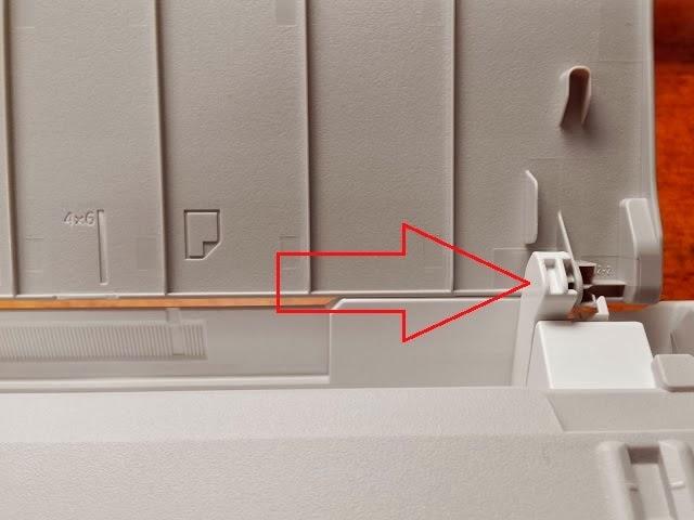indicaciones de como desarmar impresora Canon pixma mg2410