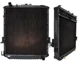 radiator isuzu