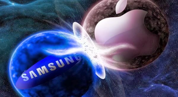 Kericuhan Samsung dengan Apple telah Baik