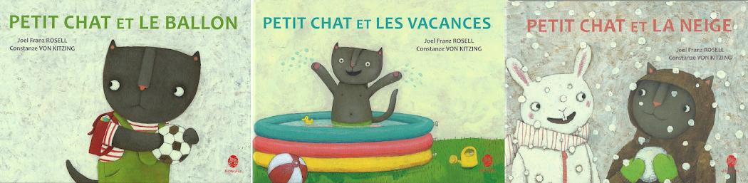 série Petit Chat: à la rencontre de l'Autre