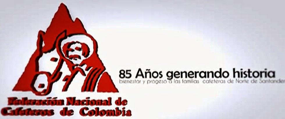 85 años Comité de Cafeteros Norte de Santander