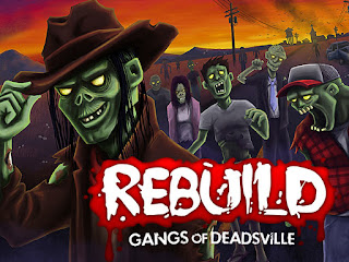 Rebuild 3: Gangs of Deadsville v1.5.3 APK