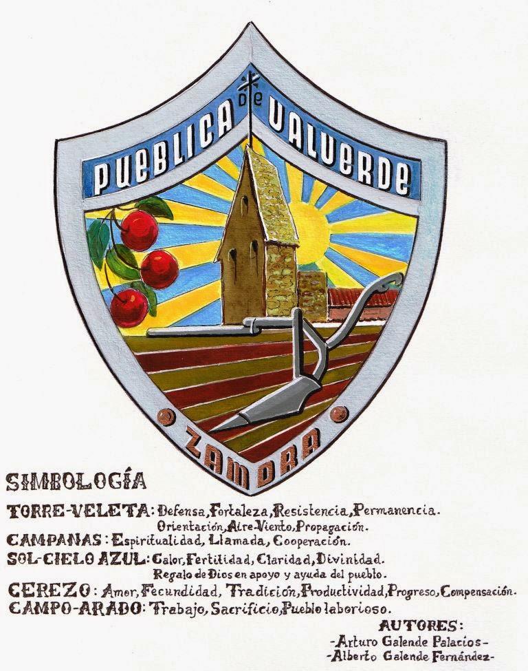 ESCUDO DE PUEBLICA