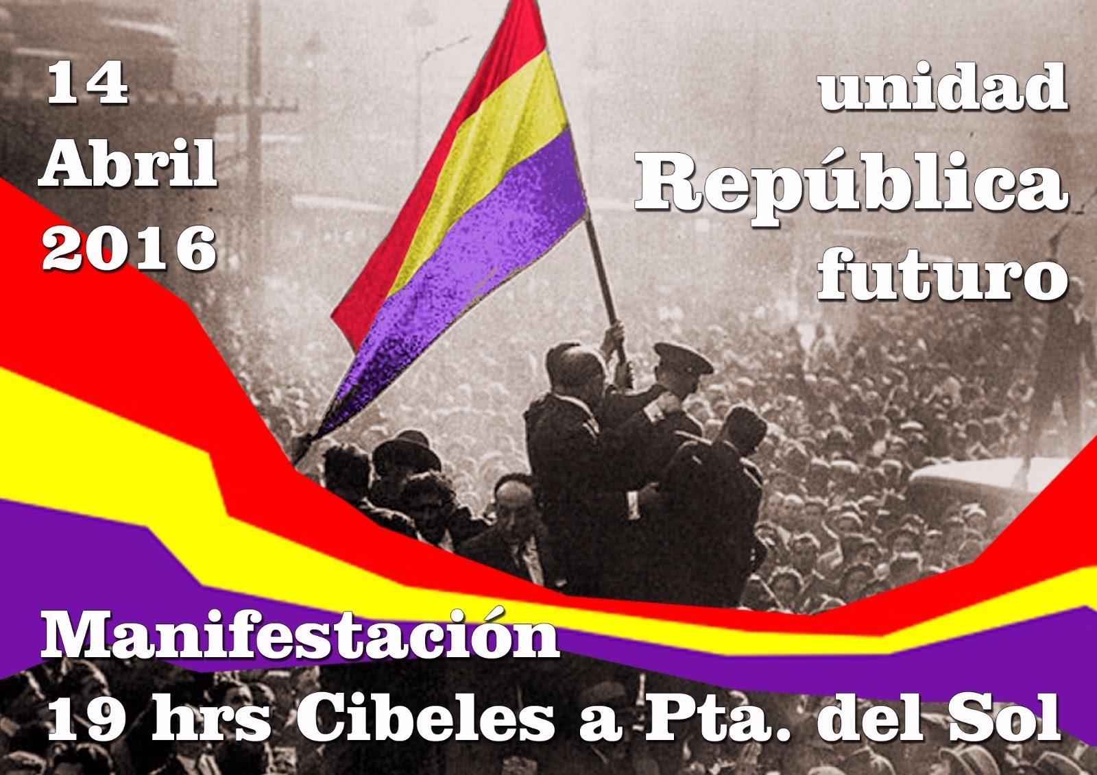 14 abril República es Futuro