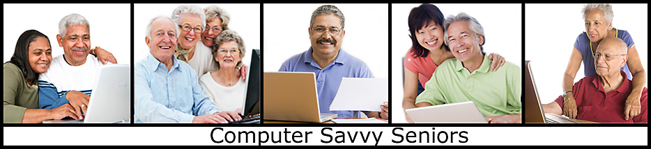 Computer Savvy Seniors