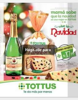 tottus Catalogo navidad 2012