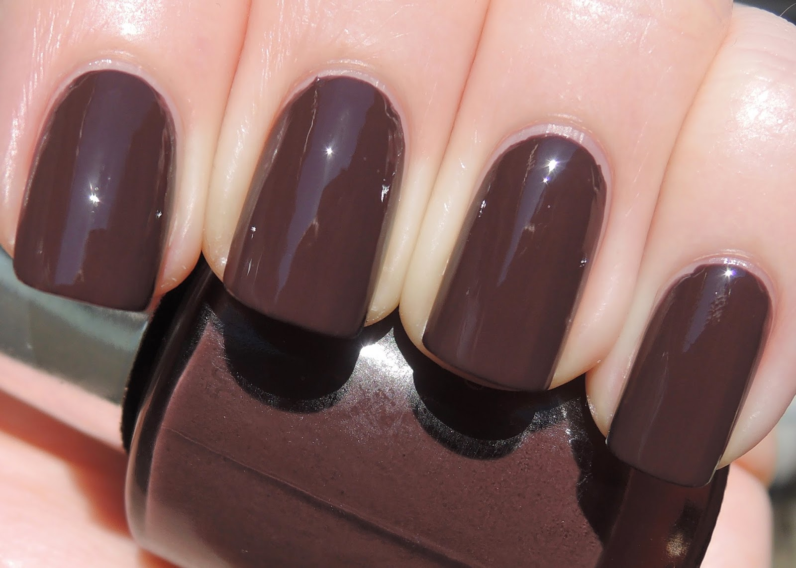 OPI Infinite Shine Never Give Up!