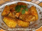 Syrové zemiaky - recept