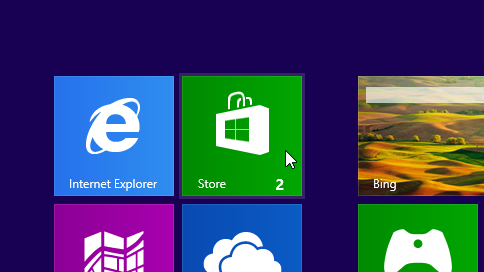 Update Windows 8 ke Windows 8.1