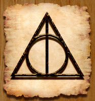 """Deathly Hallows"" symbol"