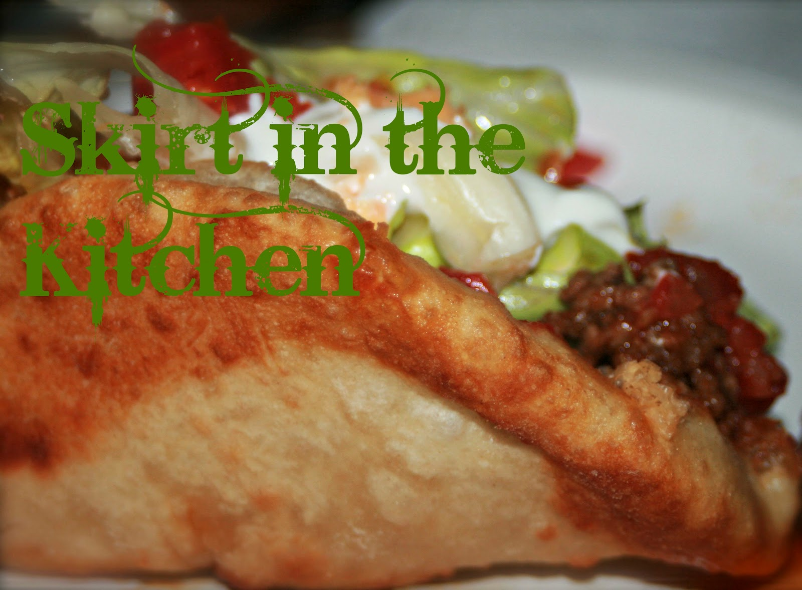 Skirt in the Kitchen: Indian Fry Bread for Tacos and Dessert