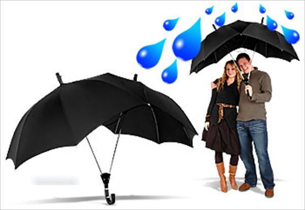 nice umbrella for two