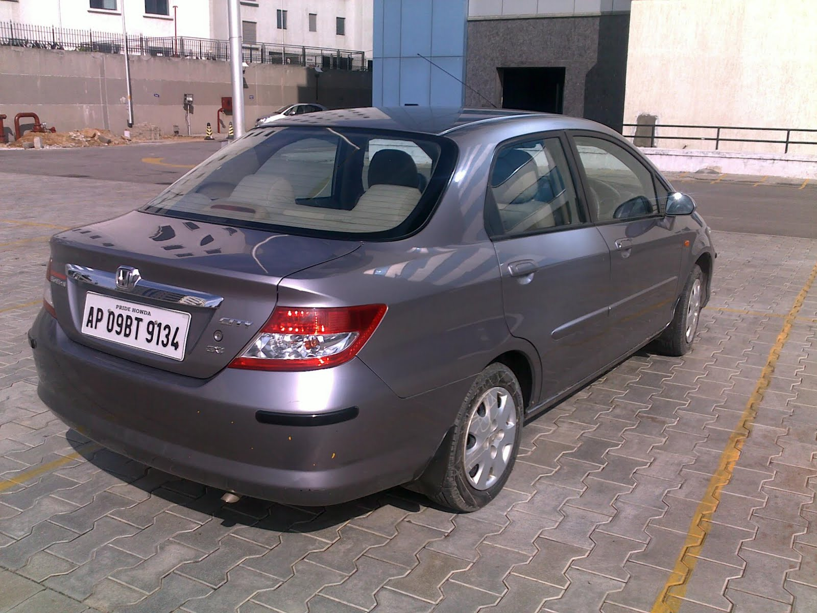 Pricedtosell 2005 Honda City Gxi Manual Colour Signet
