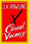 Flipkart : Buy The Casual Vacancy (Hardcover) (Valid on App) for Rs. 82 only