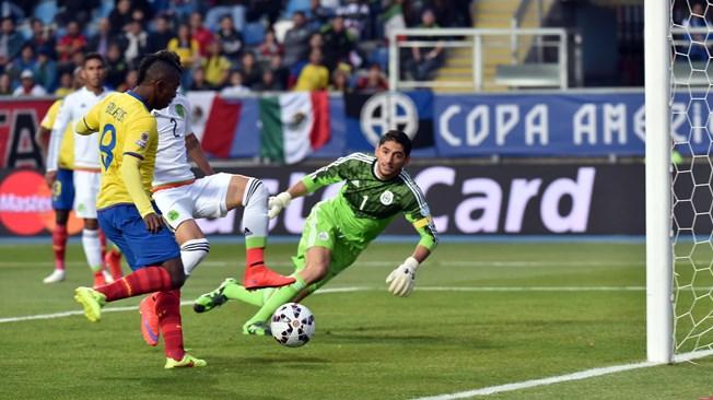 México vs. Ecuador, Copa América Chile 2015 | Ximinia