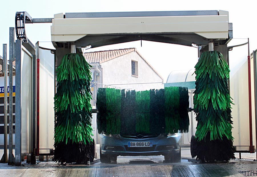 Automatic Car Wash Custer S D