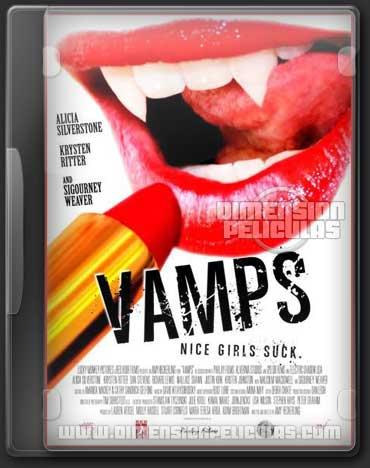 Vamps (BRRip HD Inglés Subtitulada) (2012)