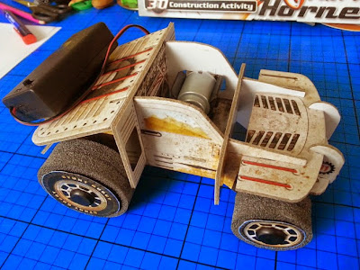 Interplay model stunt buggy kit giveaway