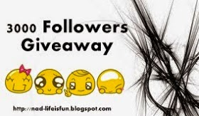 http://nad-lifeisfun.blogspot.com/2014/10/3000-followers-giveaway.html