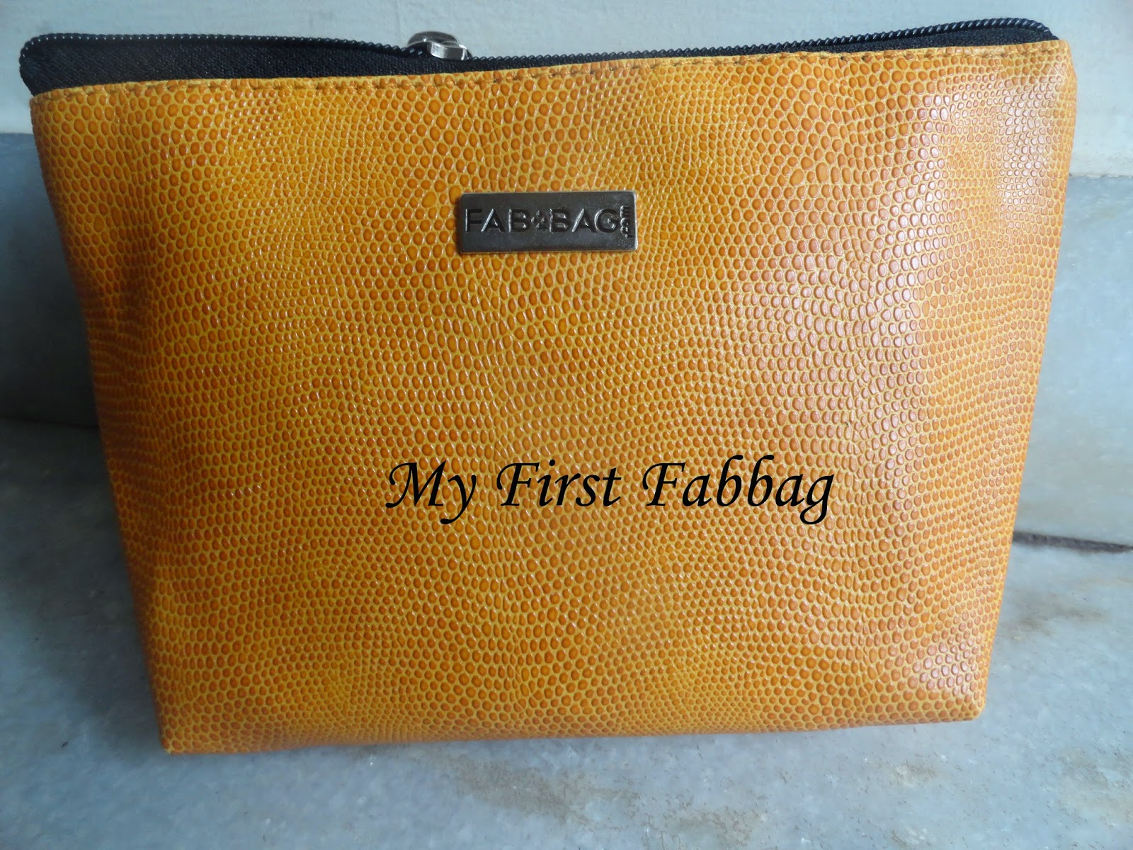 My first ever Fabbag! Lets see what's in my Fabbag image