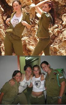 عکس احمدی نژاد رو لباس های دختران