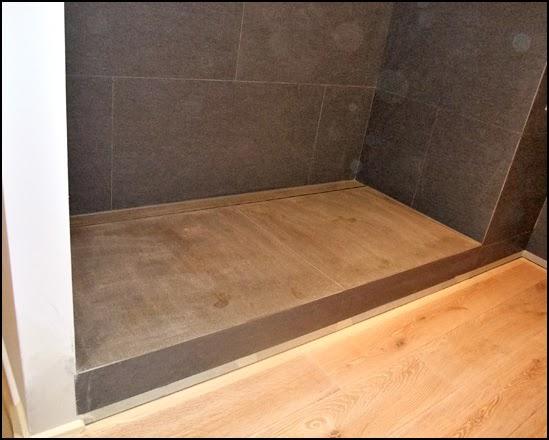Mamparas para ducha de obra - Como hacer un plato de ducha de obra ...