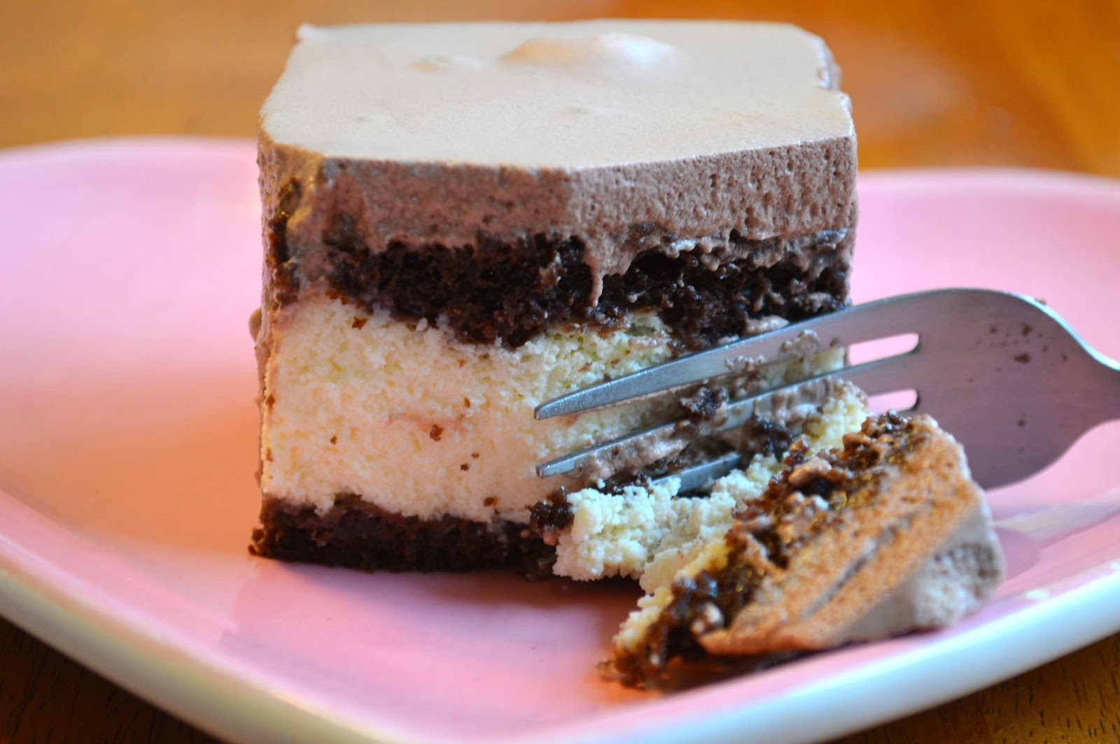 Chocolate Love Cake Images : Chocolate Italian Love Cake