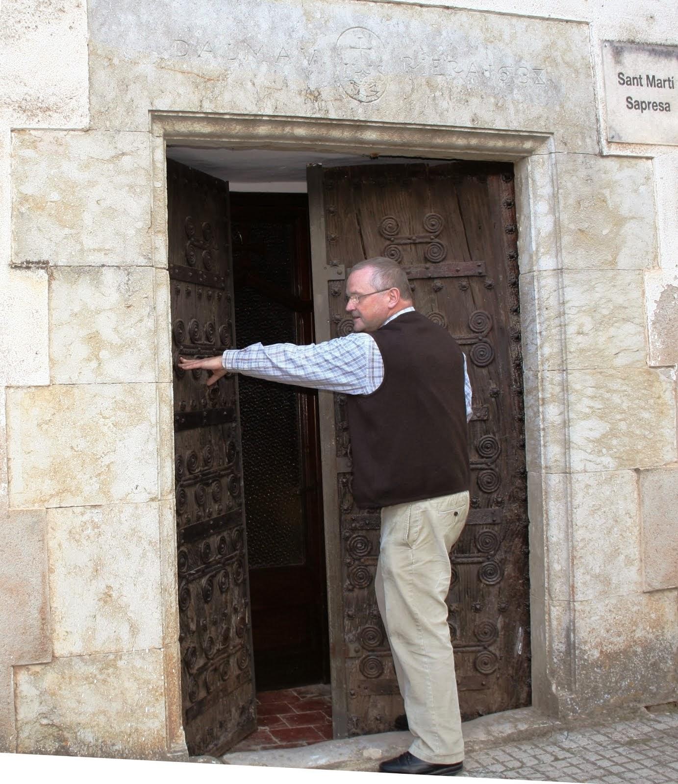 Obrint portes