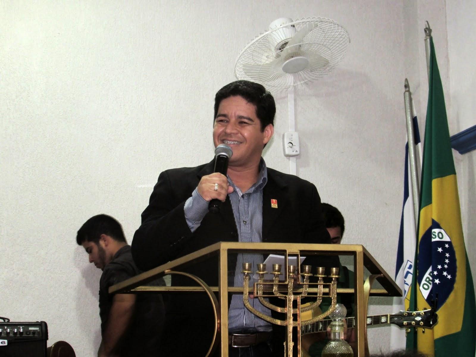 Congresso em comemoração aos 9 anos do Ministério Internacional Rhema Shamma: