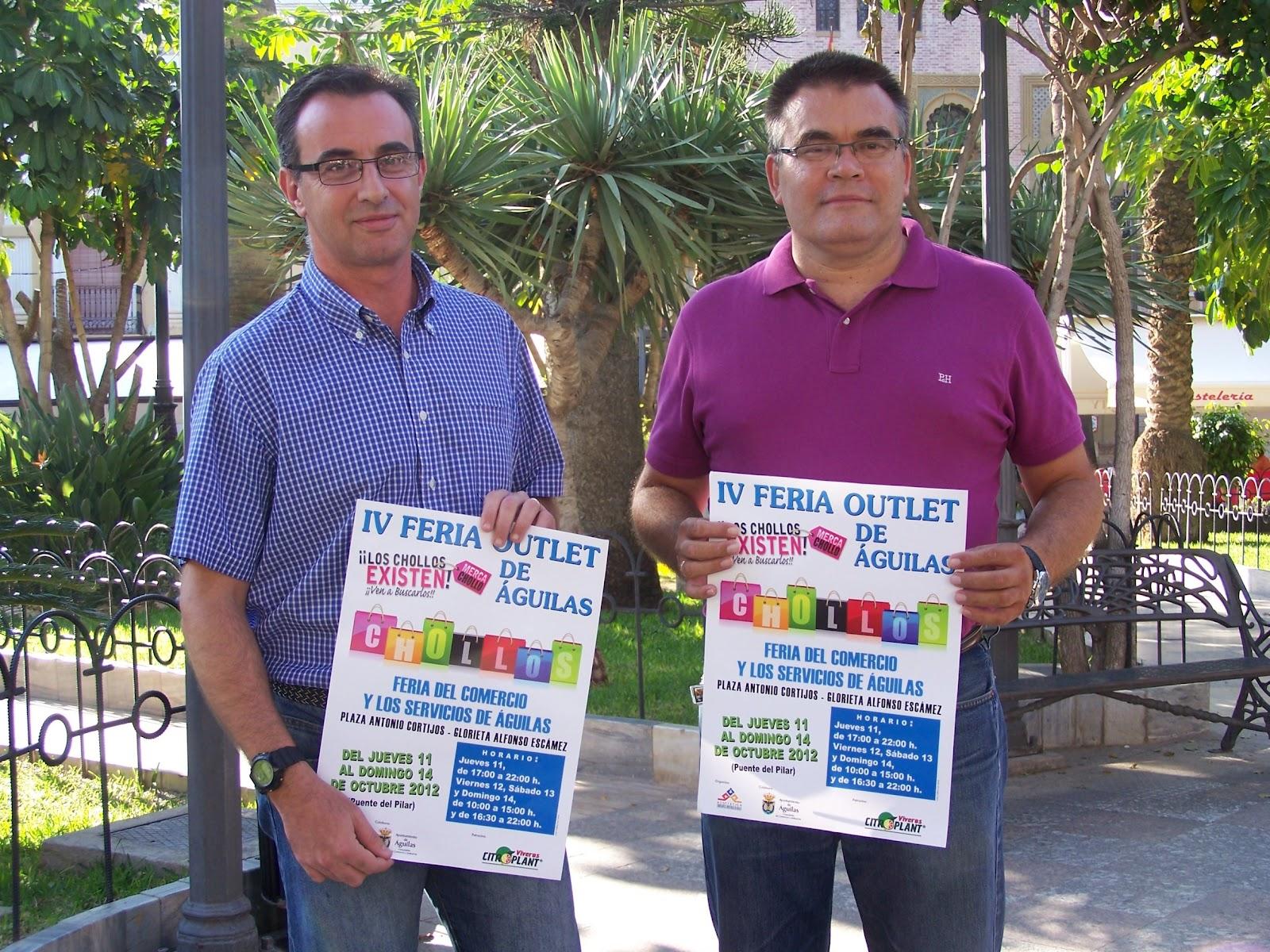 Guilas radio 91 4 fm llega la iv edici n de la feria for Feria outlet zaragoza