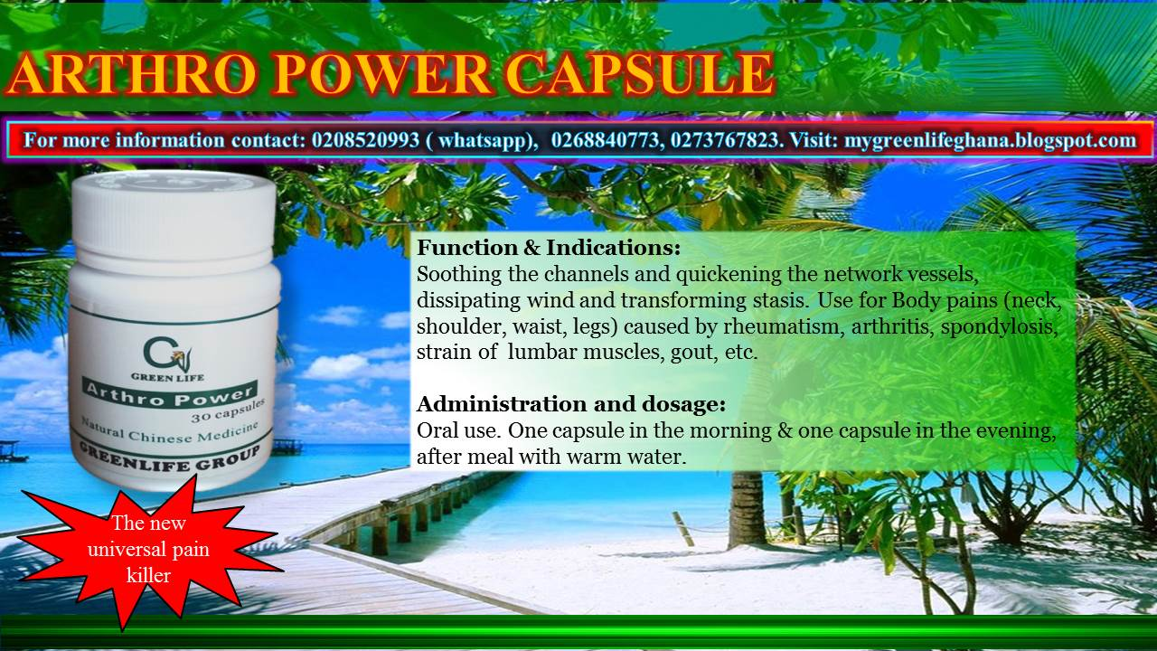 Arthro Power Capsule
